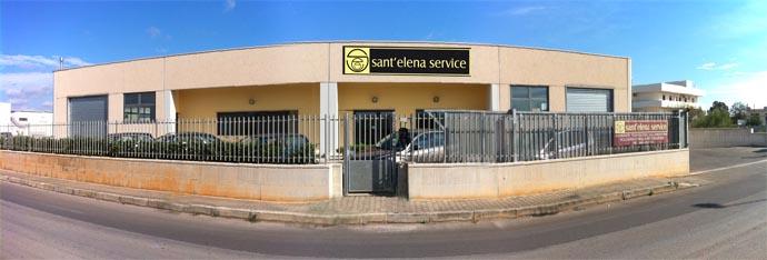 Sant'Elena Service - Sede dell'Azienda